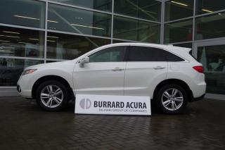 Used 2015 Acura RDX at Premium! Back Up Camera! for sale in Vancouver, BC