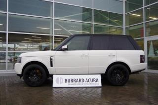 Used 2010 Land Rover Range Rover Supercharged (SC) Loaded! Power Step Boards! for sale in Vancouver, BC
