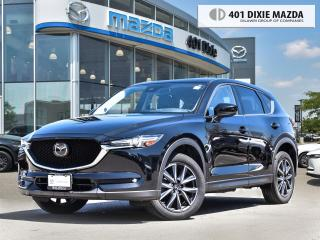 Used 2018 Mazda CX-5 GT ONE OWNER|0.99% FINANCE AVAILABLE| NAVIGATION for sale in Mississauga, ON