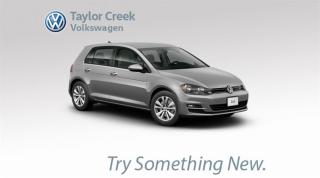 New 2018 Volkswagen Golf 5-Dr 1.8T Comfortline 6sp at w/Tip for sale in Orleans, ON