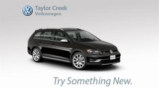 New 2018 Volkswagen Golf Alltrack 1.8T 6sp 4MOTION for sale in Orleans, ON