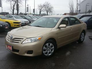 Used 2010 Toyota Camry LE for sale in Brampton, ON