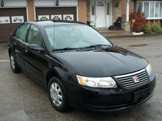 Used 2006 Saturn Ion Base for sale in Cambridge, ON
