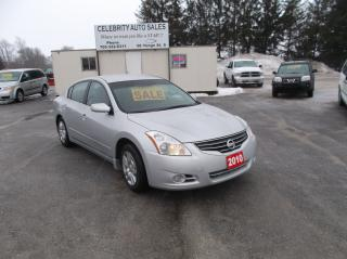Used 2010 Nissan Altima 2.5S for sale in Elmvale, ON