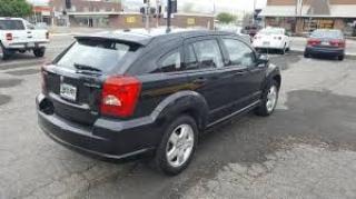 Used 2009 Dodge Caliber Black for sale in York, ON