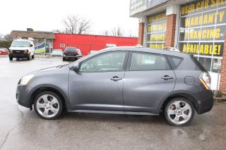 Used 2009 Pontiac Vibe AWD,Sunroof,Chrome wheels,Remote start for sale in Oakville, ON