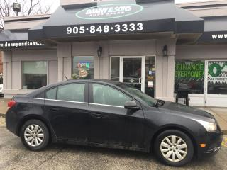 Used 2011 Chevrolet Cruze LS+ w/1SB for sale in Mississauga, ON