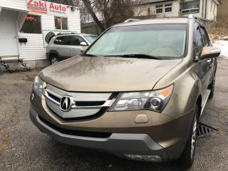 Used 2009 Acura MDX 2009 MDX Safety and E Test is Included The Price for sale in Scarborough, ON