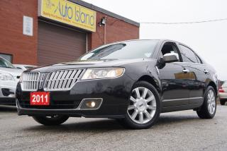 Used 2011 Lincoln MKZ Bluetooth,Leather for sale in North York, ON
