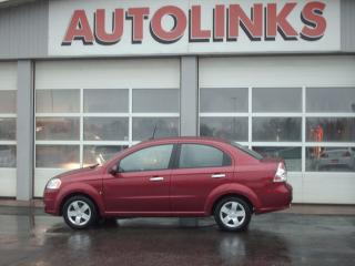 Used 2010 Chevrolet Aveo LT   low low kms for sale in St Catharines, ON