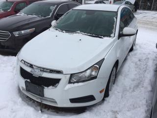 Used 2014 Chevrolet Cruze DIESEL for sale in Alliston, ON