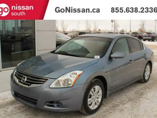 Used 2011 Nissan Altima 2.5 S: AUTO, AIR, LOW KMS! for sale in Edmonton, AB