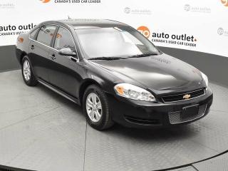 Used 2013 Chevrolet Impala LS for sale in Edmonton, AB