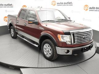 Used 2010 Ford F-150 XLT 4x4 SuperCrew Cab 5.5 ft. box 145 in. WB for sale in Edmonton, AB