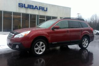 Used 2013 Subaru Outback 3.6R w/Limited Pkg for sale in Minden, ON