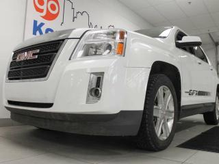 Used 2012 GMC Terrain SLE-2 AWD with heated power seats and an itch for excitement for sale in Edmonton, AB