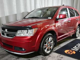 Used 2011 Dodge Journey R/T for sale in Red Deer, AB