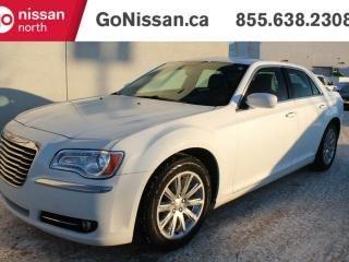 Used 2013 Chrysler 300 Touring LEATHER, PANORAMIC ROOF, HEATED SEATS, PUSH START, BACK UP CAMERA! for sale in Edmonton, AB