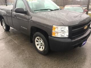 Used 2010 Chevrolet Silverado 1500 Reg Cab, Long Box for sale in St Catharines, ON