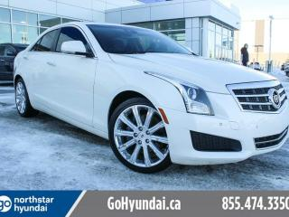 New And Used Cadillac ATSs In Edmonton AB Carpagesca - Edmonton cadillac