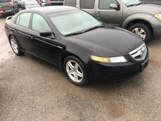 Used 2004 Acura TL W/NAVIGATION PKG for sale in Pickering, ON