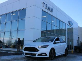 Used 2016 Ford Focus ST Base for sale in Edmonton, AB