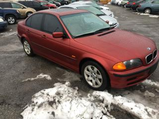 Used 2001 BMW 3 Series 325i for sale in Pickering, ON