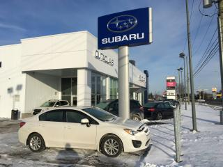 Used 2014 Subaru Impreza Berline 4 portes CVT 2,0i avec groupe co for sale in Gatineau, QC