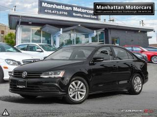 Used 2017 Volkswagen Jetta 1.4T WOLFSBURG |ROOF|ALLOY|WARRNTY|17000KM for sale in Scarborough, ON