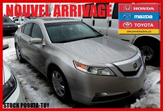 Used 2010 Acura TL for sale in Drummondville, QC