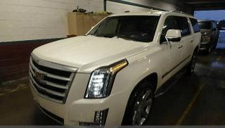Used 2015 Cadillac Escalade Esv Luxury Awd for sale in Laval, QC