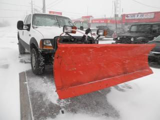 Used 2007 Ford F-250 SNOW PLOW 4X4 for sale in Brampton, ON