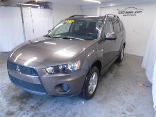 Used 2013 Mitsubishi Outlander ES for sale in L'ancienne-lorette, QC
