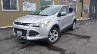 Used 2015 Ford Escape SE-4X4-BACK UP CAMERA-HEATED SEATS for sale in Tilbury, ON
