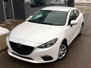 Used 2015 Mazda MAZDA3 GX **ACCIDENT FREE** FINANCING AVAILABLE! for sale in Mississauga, ON