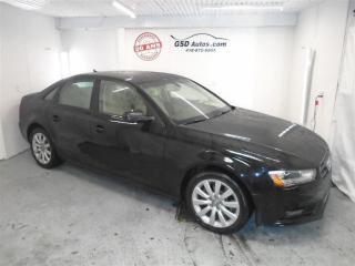 Used 2013 Audi A4 2.0T for sale in L'ancienne-lorette, QC