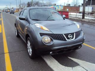 Used 2014 Nissan Juke SL for sale in Scarborough, ON