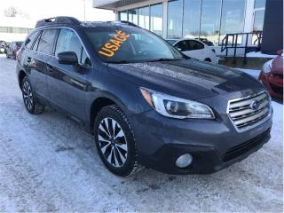 Used 2015 Subaru Outback 2.5i Ltd Package for sale in Levis, QC