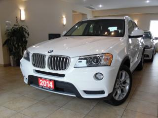 Used 2014 BMW X3 xDrive28i NAVI|360CAM|PANOROOF! for sale in Toronto, ON