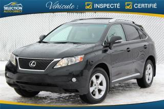 Used 2012 Lexus RX 350 AWD 4dr for sale in Sainte-rose, QC