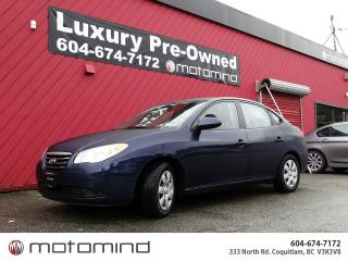 Used 2010 Hyundai Elantra L for sale in Coquitlam, BC