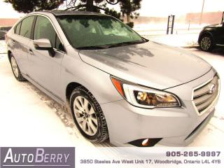 Used 2015 Subaru Legacy 2.5I - Touring Pkg - AWD for sale in Woodbridge, ON