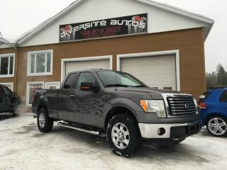 Used 2010 Ford F-150 2010 F-150 SUPERCAB 145 for sale in Neuville, QC