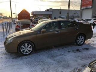 Used 2008 Lexus ES 350 Base for sale in Montreal, QC
