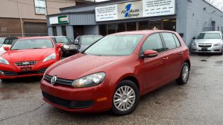 Used 2012 Volkswagen Golf TRENDLINE for sale in Etobicoke, ON