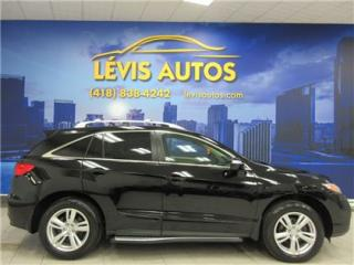 Used 2014 Acura RDX for sale in Levis, QC