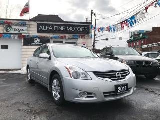 Used 2011 Nissan Altima 2.5 SPECIAL EDITION SUNROOF/ALLOYS ((CERTIFIED)) for sale in Hamilton, ON