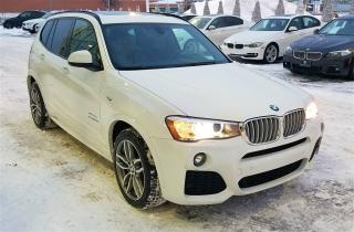 Used 2017 BMW X3 Xdrive28i M Sport for sale in Dorval, QC