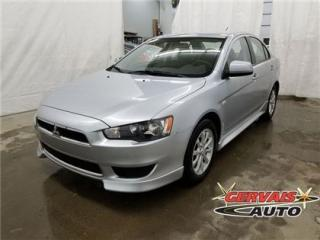 Used 2014 Mitsubishi Lancer SE A/C for sale in Trois-rivieres, QC