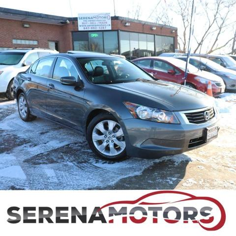 2009 Honda Accord EX-L | SUNROOF | LEATHER | NO ACCIDENTS